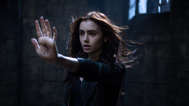 Cassandra Clare's Mortal Instruments has become a movie that has EVERYTHING in it