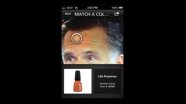 Best App Ever Lets You Match Your Nail Polish to ANYTHING