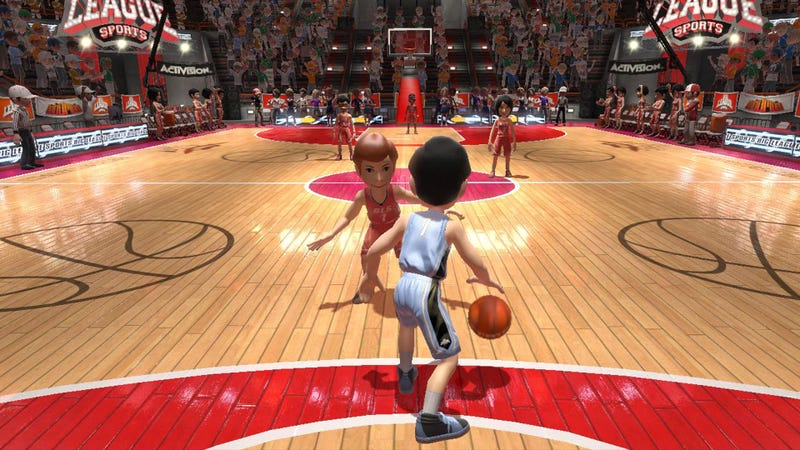 The Six Biggest Sports in the World in One Kinect Game