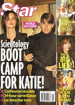 """This Week In Tabloids: """"Desperate"""" Jen Aniston Finally Gets Laid"""