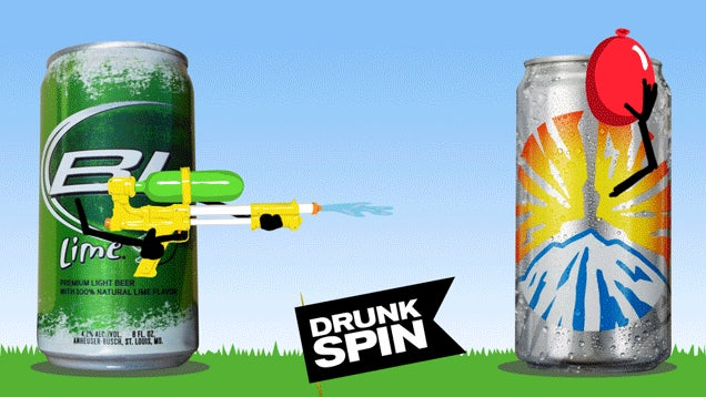 Citrus-Beer Smackdown: Bud Lite Lime Vs. Coors Light Summer Brew