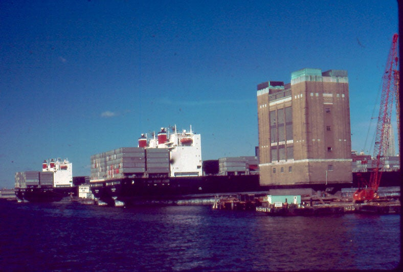 The Jumbo Econship and the Death of United States Lines