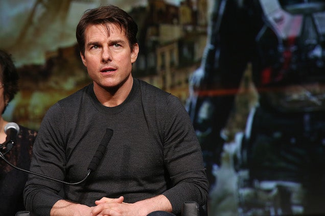 Imagine If Tom Cruise Weighed 300 Pounds