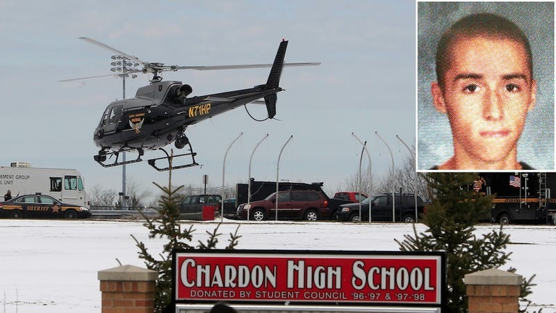 Ohio High School Gunman in Recent Facebook Posting: 'Die, All of You'