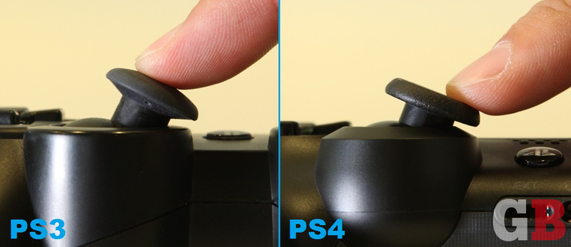 Just How Different Is the PS4 Controller from PS3's