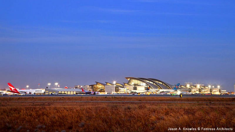 LAX's New Terminal is the Biggest Public Works Project in City History