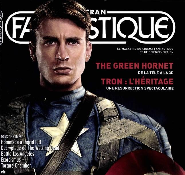 Find out what spurs Captain America into action!