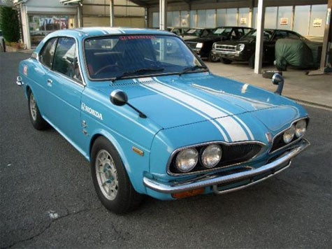 Yahoo! Japan: Honda 1300 Coupe 9
