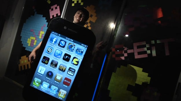 The Best iPhone 4 Costume Conceivable
