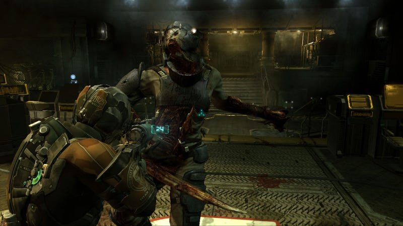 Get An Eyeful of Dead Space 2's New Add-on 'Severed'