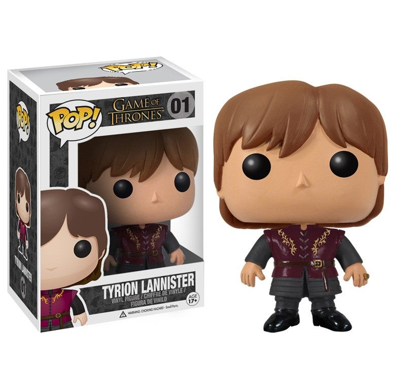You Will Never Chop The Head Off These Cute Game of Thrones Figures
