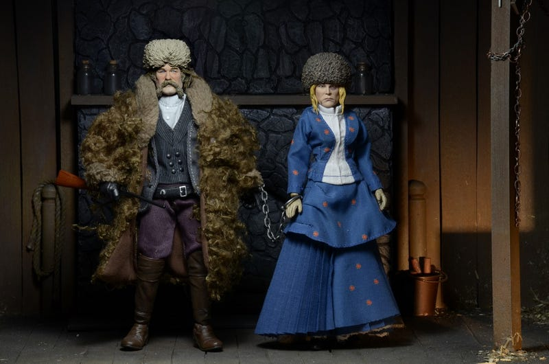 These Hateful Eight Figures Are Delightfully Retro