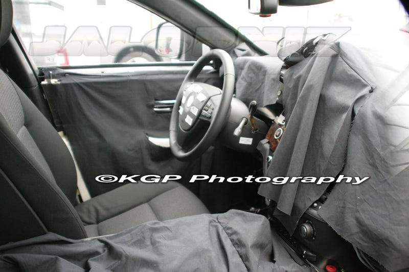 First Look: Rolls Royce RR4 Interior