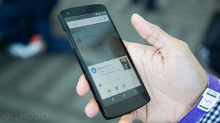 Hands On With Google Now on Tap: Contextual Awesomeness