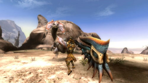 Love Monster Hunter 3? You're Not Alone.