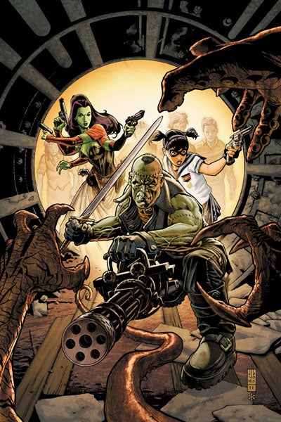 Halo, Mass Effect 2, DC #1s and — New Wolfman/Perez Teen Titans Top This Week's New Comics