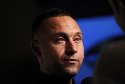 Derek Jeter: Sportsman of the Year