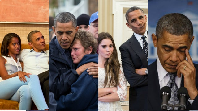 I Can't Stop Looking at These 2012 Photos of Some Super-Cool Dude Named Barack Obama