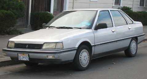 1988 Renault Medallion