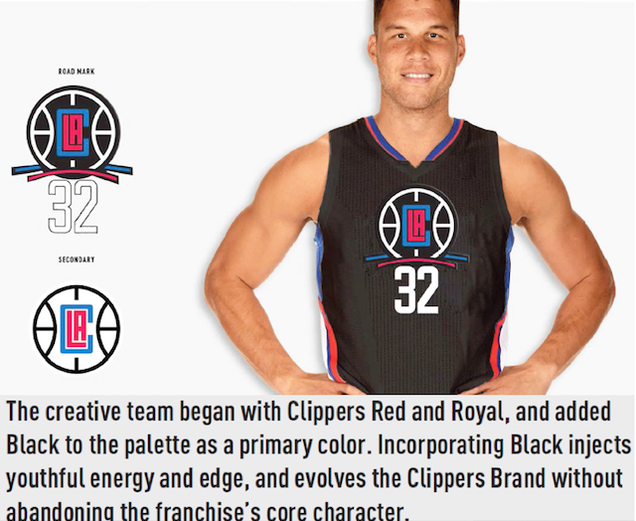 If These Are The Next Clippers Jerseys, Man, They're Garbage