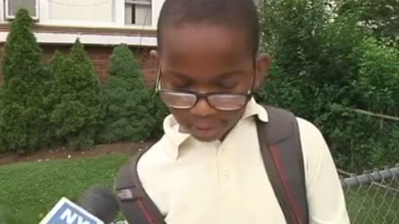 Awesome Fifth Grader Whose School Banned His Same-Sex Marriage Speech Gets a Much Wider Audience