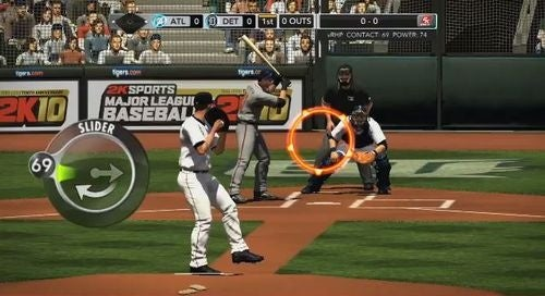 2K10's Pitching and Hitting 101
