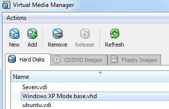 Run XP Mode in VirtualBox Instead of Virtual PC