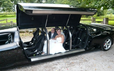 Ferrari 360 Modena Limousine; Or, How to Look Ridiculous