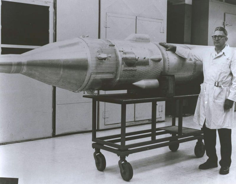Newly Declassified Photos Show The Crewed USAF Spy Spacecraft That Almost Was