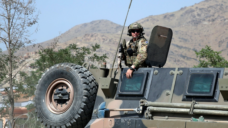 U.S. General Reportedly Killed by Afghan Soldier in Attack Near Kabul