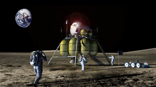 Secretive company to announce 'game-changing' lunar mission — and it could involve humans