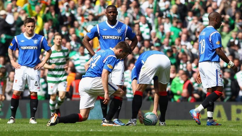Scottish Team's Bankruptcy Means FIFA 13 Faces a Financial Decision, Too