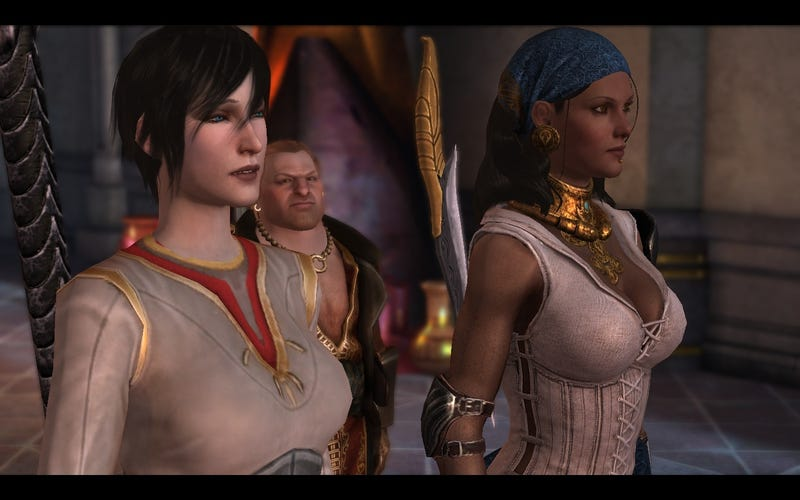 You Can Thank Women For Dragon Age 3's Lack Of Creepy Sex Plot