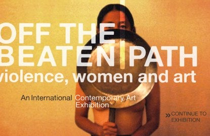 Violence Against Women Made Visual In Traveling Art Exhibition