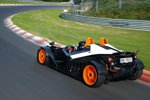 KTM X-BOW R Before Your New Track God