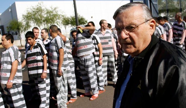 Sheriff Joe Is Keeping the Birther Dream Alive