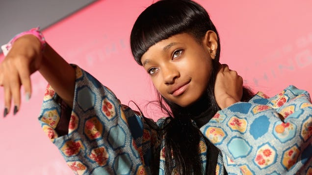 Willow Smith Ponders the Roots of Humanity