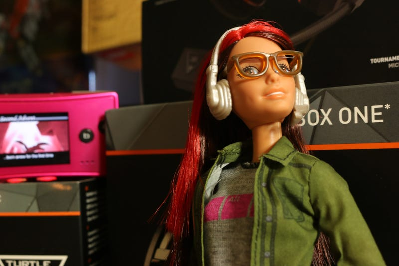The Incredibly Limited Adventures Of Game Developer Barbie