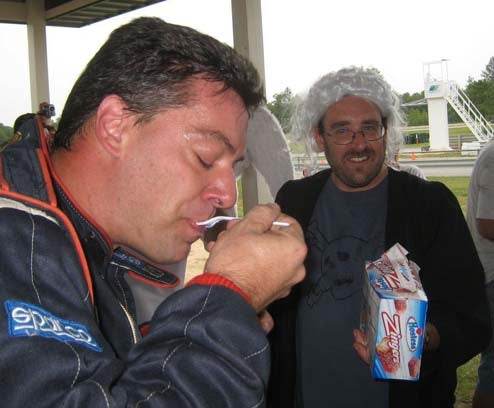 Jewish Judge Forces Southern Racer To Eat Pork Brains; Moses, Stonewall Jackson Pissed