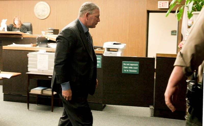 It'll Be Three Years In State Prison For Lenny Dykstra, And It's Only The Beginning