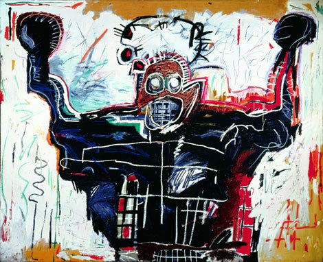 Metallica Drummer and His Basquiat Save Christie's