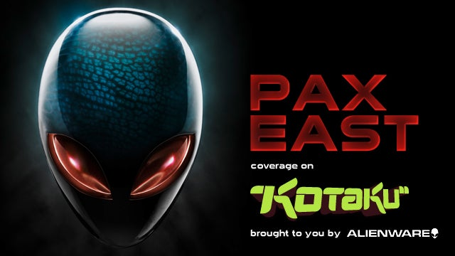 We'll Be at PAX East So Come Say Hello