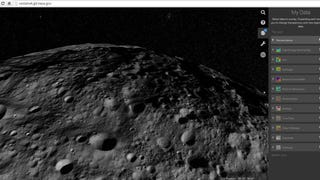 Explore Vesta With A New App For Citizen Scientists
