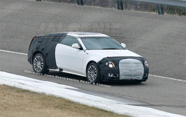 2010 Cadillac CTC Is The New 2010 Cadillac CTS Coupe?