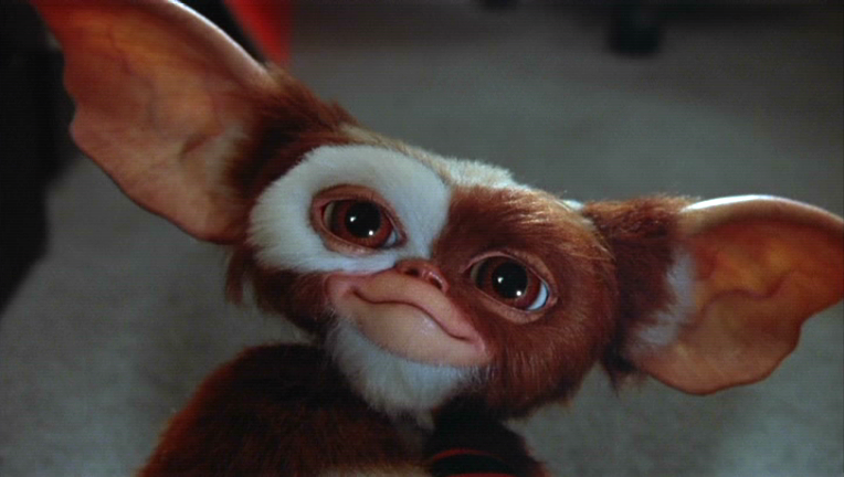 Watch Steven Spielberg geek out over Gizmo in lost Gremlins Footage