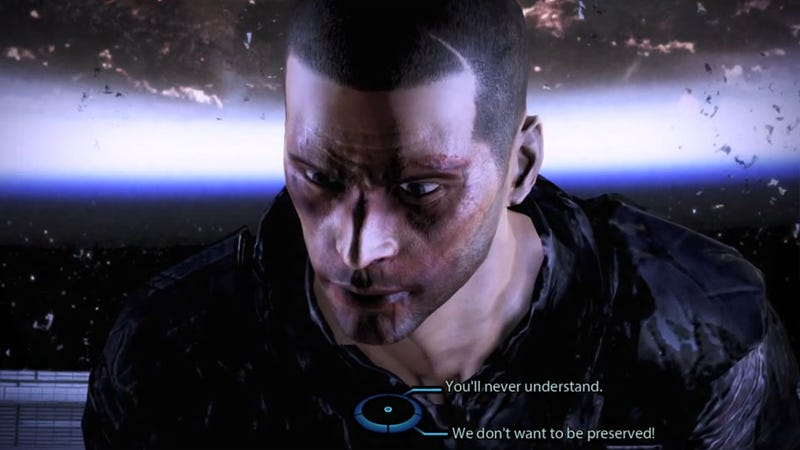 Mass Effect 3 Extended Cut Adds A New Ending Option. Watch It Now.