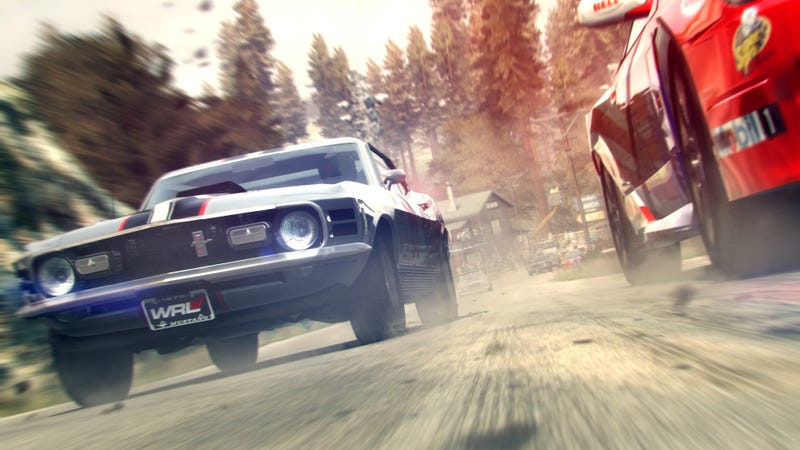 GRID 2's Achievements Will Be Written by Achievement Hunters