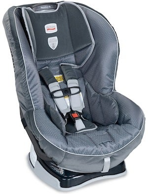 Britax: Like a Super-Secure Recaro Racing Seat for Your Toddler
