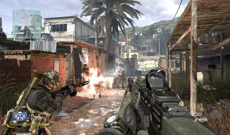 Call of Duty: Modern Warfare 2 Review: This Means War