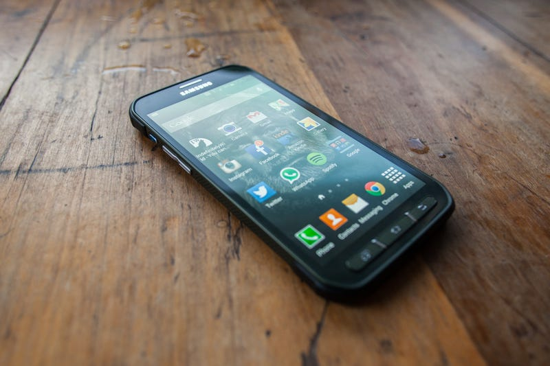 Adventure Tested: ​Samsung Galaxy S5 Active Review